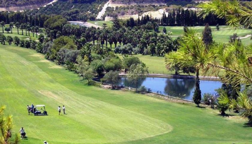 golf holiday at the costa blanca