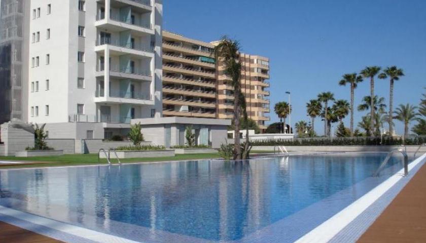 Appartement huren in Aqua Nature in Spanje