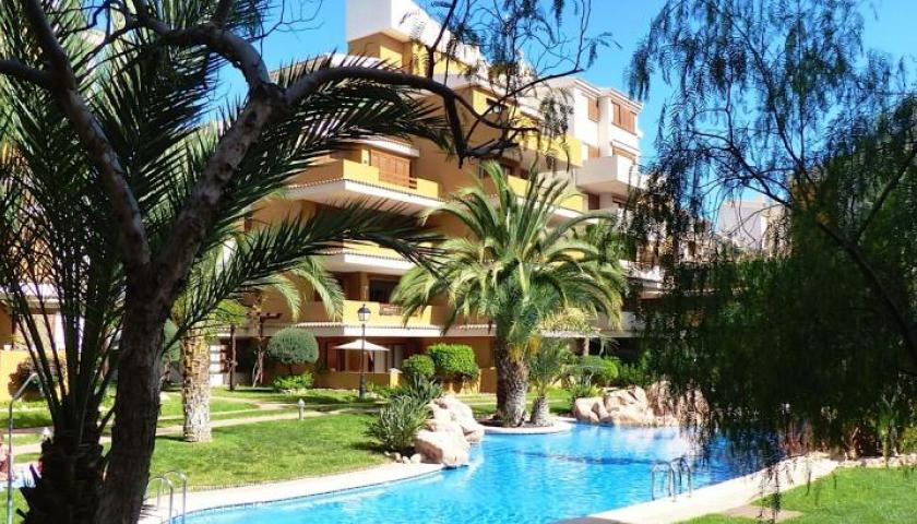 costa blanca appartement huren in punta prima