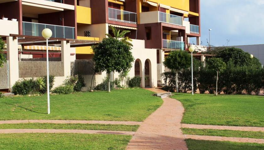 Huur een appartement aan de Costa Blanca.