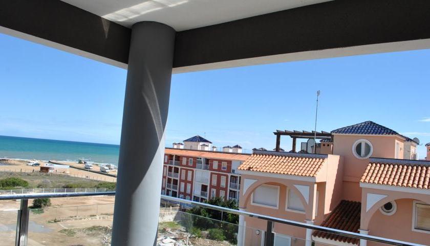 Geniet van uw vakantie in Pinada Beach