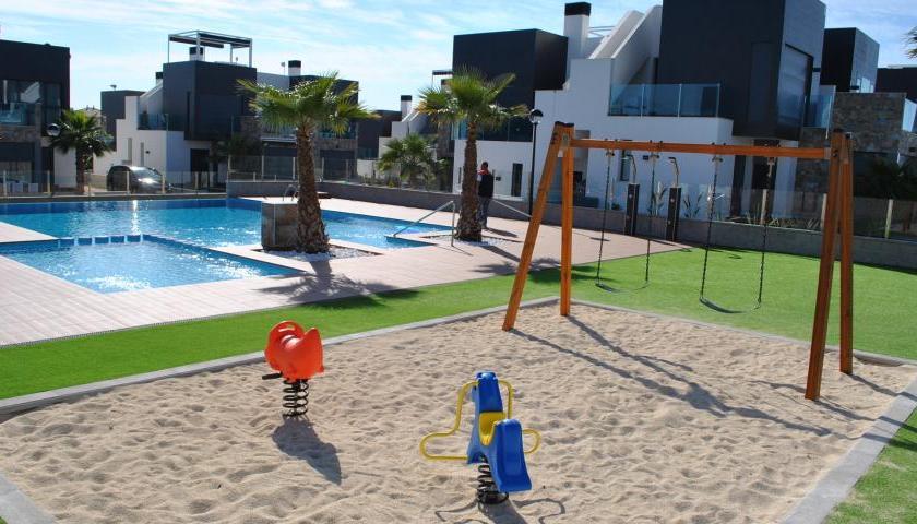 vakantiehuis huren aan de costa blanca