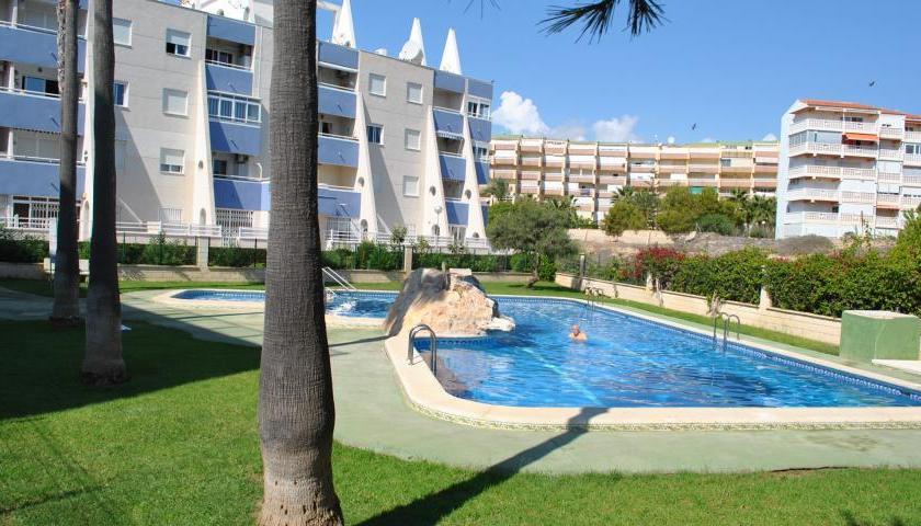 Huur een appartement in Pinada Beach.