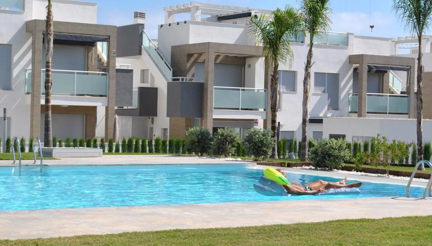 Huren en vakantie in Punta Prima Torrevieja.