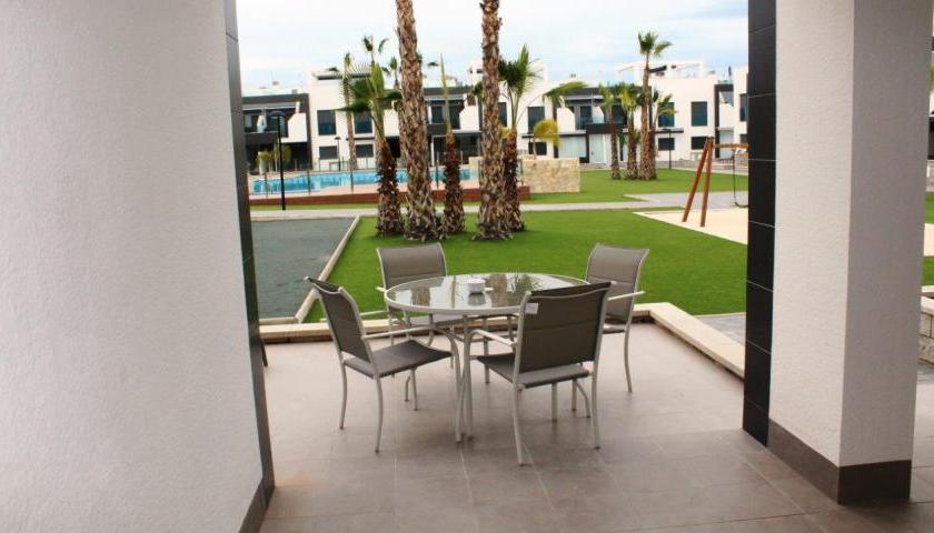 apartement voor uw vakantie in oasis beach la zenia