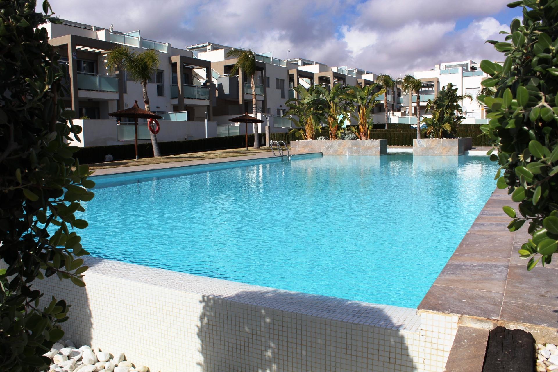 Holiday rental in Punta Prima.