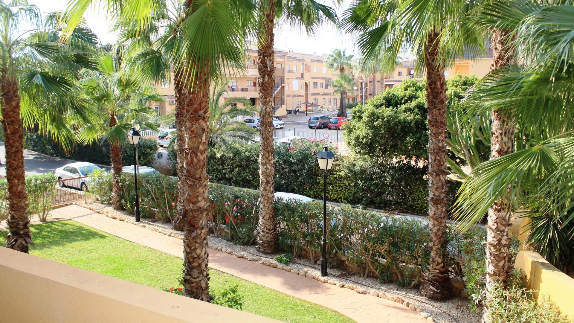 Holiday apartment in La Entrada.