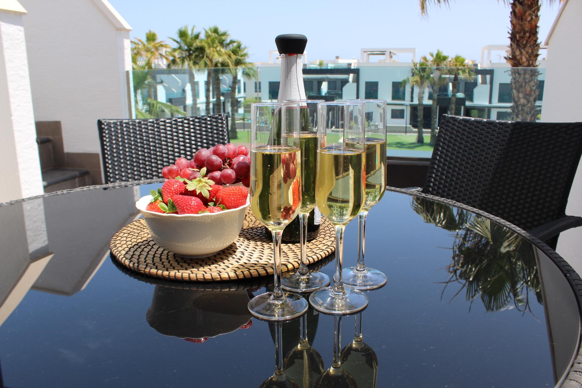Vakantieappartement huren in Oasis Beach la Zenia!