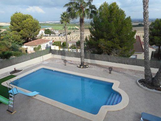 villa te koop in afgorfa aan de costa blanca