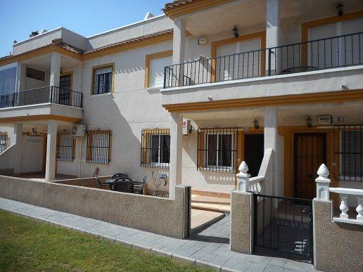 Algorfa montemar een betaalbaar appartement te koop