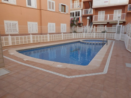Strandappartement in la Mata